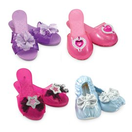 Dress-Up Shoes, 4ct