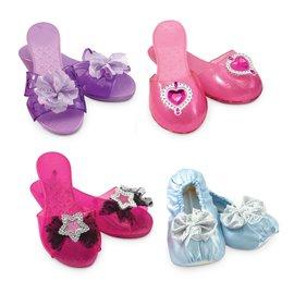 Dress-Up Shoes, 4ct