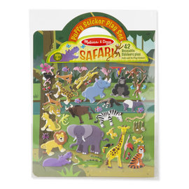 Puffy Sticker Play Set- Safari