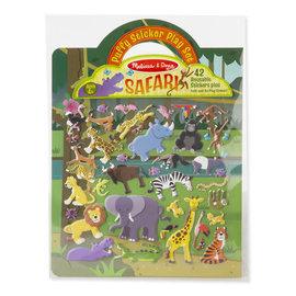 Puffy Sticker Play Set- Safari