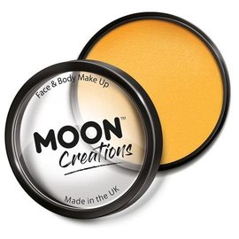 Sunshine Orange- Moon Creations Pro Face & Body Makeup Cake Pot, 36g