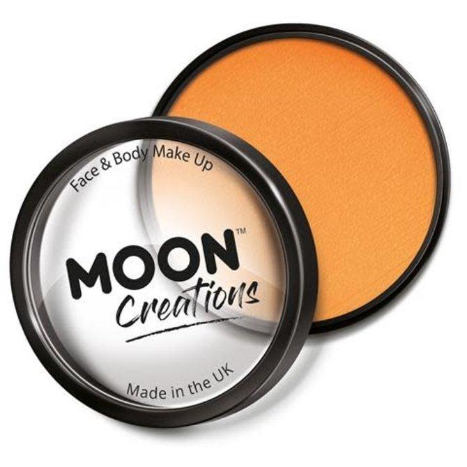 Apricot – Moon Creations Pro Face & Body Makeup Cake Pot, 36g