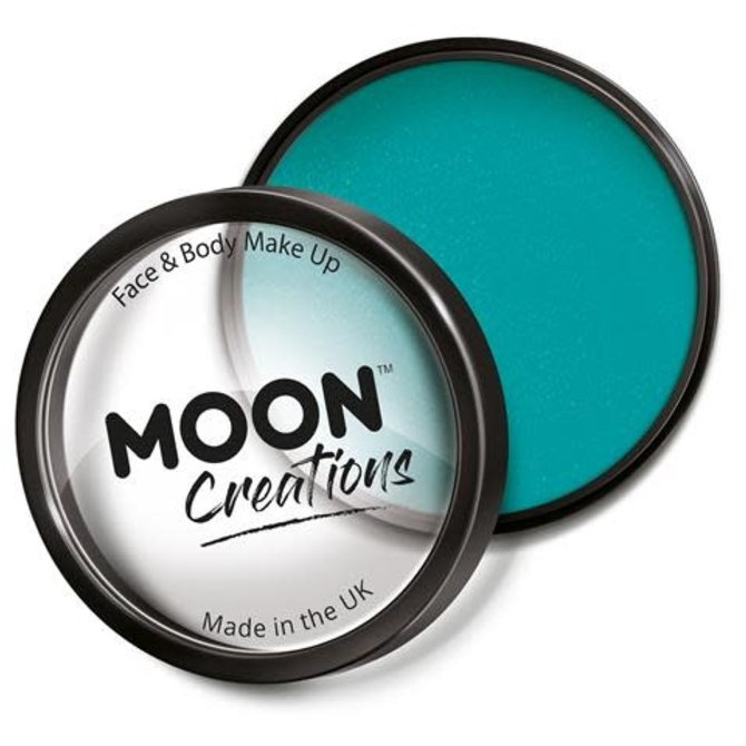 Aqua –Moon Creations Pro Face & Body Makeup Cake Pot, 36g