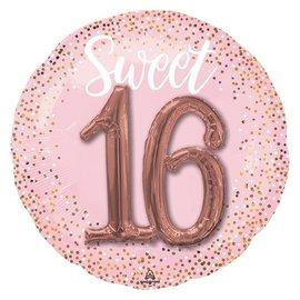 """Sweet 16 Blush, 36"""""""