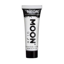 White- Moon Glow Neon UV Face & Body Paint 0.42oz