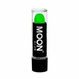 Intense Green- Moon Glow Neon UV Lipstick, 0.16oz