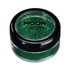 Green- Moon Glitter Classic Fine Shaker, 5g