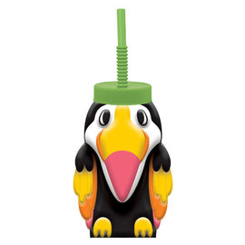 Toucan Sippy Cup- 16oz