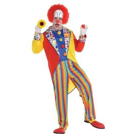 Clown Suit- Adult Standard