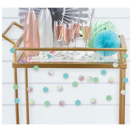 Shimmering Party Mini Garlands - 6ct