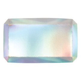 Shimmering Party Paper Trays - 2ct