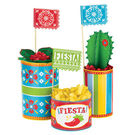 Fiesta Centerpiece Decorating Kit