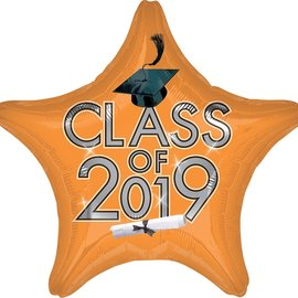 Class of 2019 Orange Star