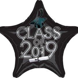 Class of 2019 Black Star