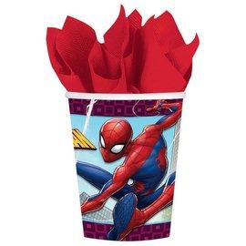 Spider-Man™ Webbed Wonder Cups, 9 oz.- 8ct