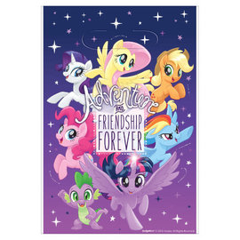 My Little Pony Friendship Adventures™ Folded Loot Bag- 8ct