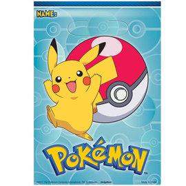 Pokemon™ Folded Loot Bag