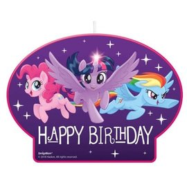 My Little Pony Friendship Adventures™ Birthday Candle