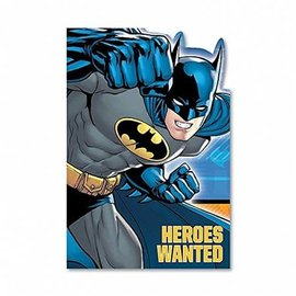 Batman™ Postcard Invitations