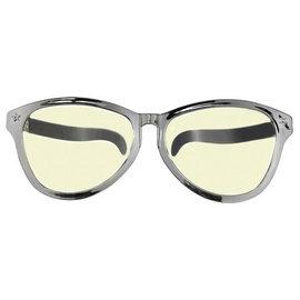 Silver Jumbo Glasses