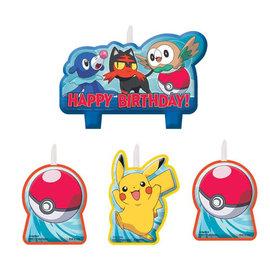 Pokemon™ Birthday Candle Set