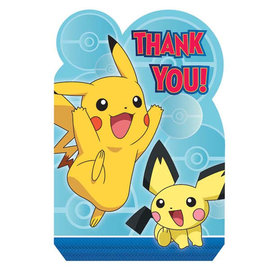 Pokemon™ Postcard Thank You
