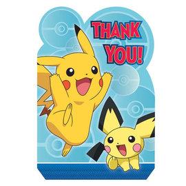 Pokemon™ Postcard Thank You