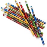Avengers Pencil Favors, 12ct