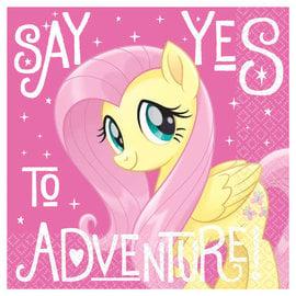 My Little Pony Friendship Adventures™ Luncheon Napkins, 16ct
