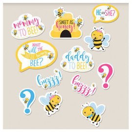 What Will It Bee Cutouts 12Pk