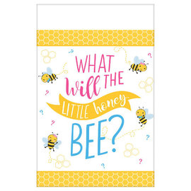 What Will It Bee Paper Table Cover
