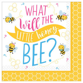 What Will It Bee Beverage Napkin 16Ct