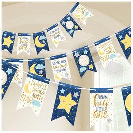 Twinkle Twinkle Little Star Pennant Banner