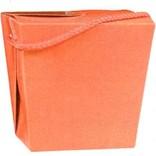 Pail Quart- Orange