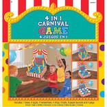 4-in-1 Carnival Games