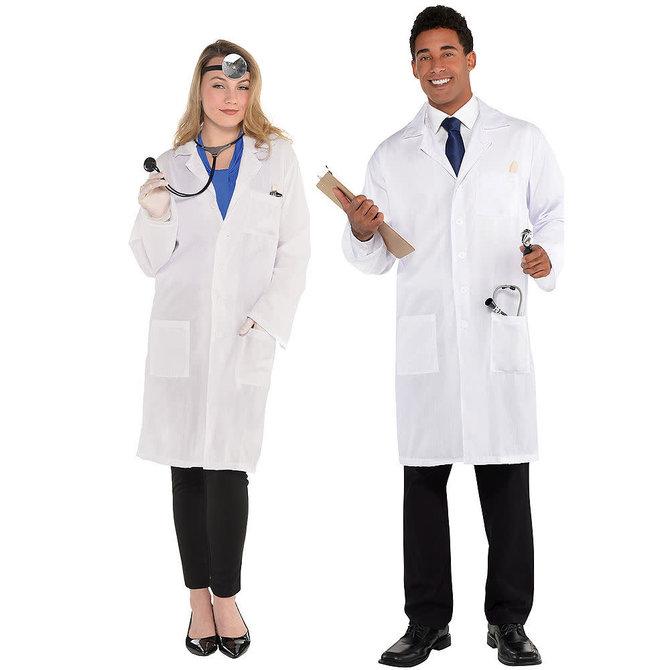 Doctor Lab Coat- Adult Standard