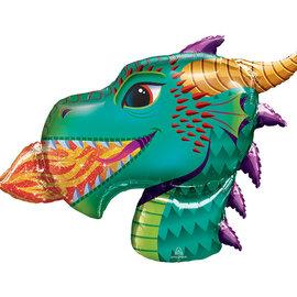 "Dragon Shape Balloon, 36"""