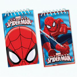 Ultimate Spider-man Notepads, 12ct