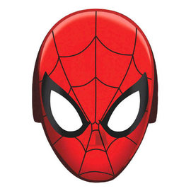 Spider-man Paper Masks, 8ct