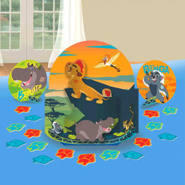 ©Disney The Lion Guard Table Decorating Kit- Clearance