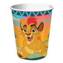 ©Disney The Lion Guard Hot/Cold 9oz Cups, 8ct- Clearance