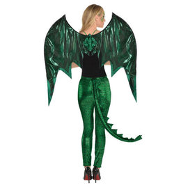 Dragon Scale Leggings- Adult Standard