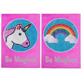 """Be Magical"" Magic Sequin Wall Art"
