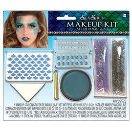 Sea Siren Make-Up Kit