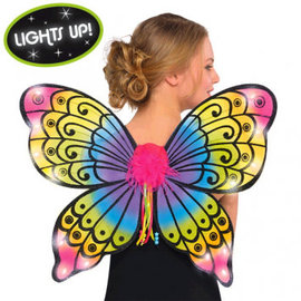 Light Up Electric Party Wings