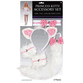 Princess Kitty Accessory Set