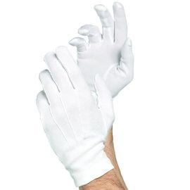 Men's White Gloves - Dlx