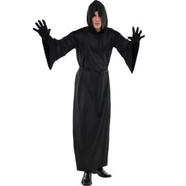 Black Horror Robe- Adult