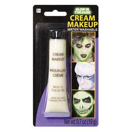 Glow‑In‑The‑Dark Cream Make-Up