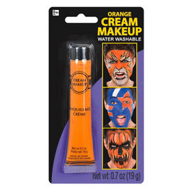 Orange Cream Make-Up